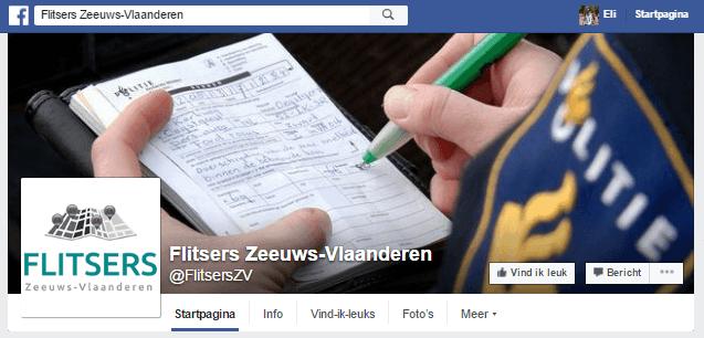 Flitsers Zeeuws Vlaanderen