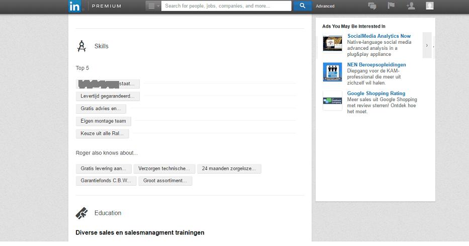 linkedin screenshots - how not to -4