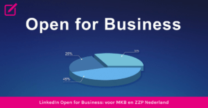 LinkedIn - Open for Business